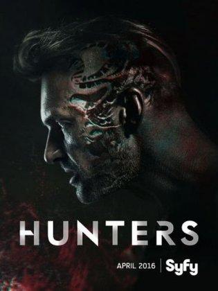 Скачать сериал Охотники / Hunters - 1 сезон (2016)