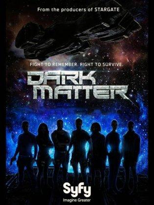 Скачать сериал Тёмная материя / Dark Matter - 2 сезон (2016)