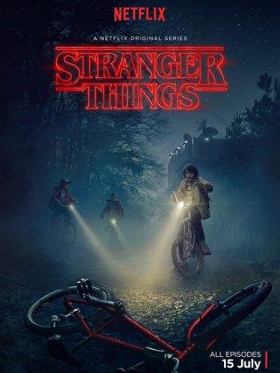 Скачать сериал Очень странные дела / Stranger Things - 1 сезон (2016)