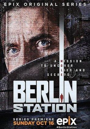Скачать сериал Берлинский вокзал (Берлинский отдел) / Berlin Station [2016  ...