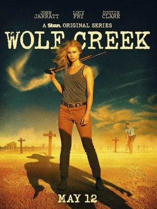 Скачать сериал Волчья яма / Wolf Creek [2016-2017]