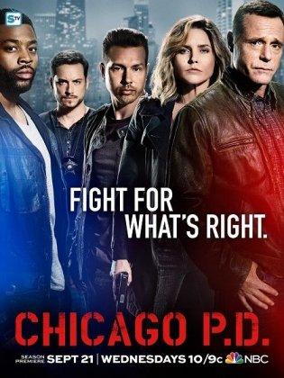 Скачать сериал Полиция Чикаго / Chicago PD - 4 сезон (2016)