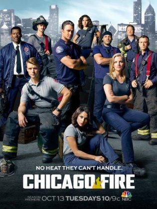 Скачать сериал Пожарные Чикаго / Чикаго в огне / Chicago Fire - 5 сезон (20 ...