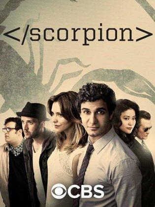 Скачать сериал Скорпион / Scorpion - 3 сезон (2016)