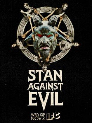 Скачать сериал Стэн против сил зла / Stan Against Evil - 1 сезон (2016)
