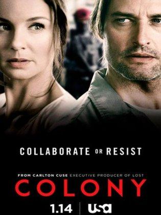 Скачать сериал Колония / Colony - 2 сезон (2017)