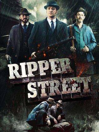 Скачать сериал Улица потрошителя / Ripper Street - 5 сезон (2016)