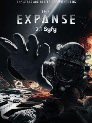 Скачать сериал Пространство / The Expanse - 2 сезон (2017)