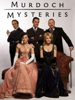 Скачать сериал Расследования Мердока (9 Сезон) / Murdoch Mysteries 9 [2015- ...