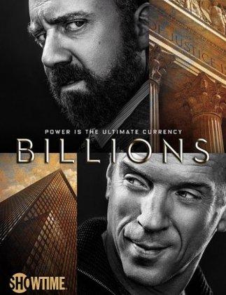 Скачать сериал Миллиарды / Billions - 2 сезон (2017)
