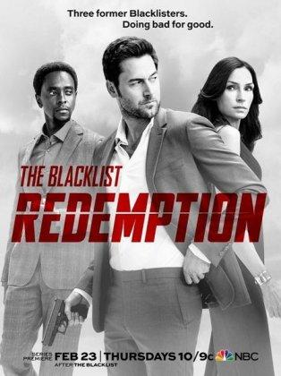 Скачать сериал Черный список: Искупление / The Blacklist: Redemption - 1 се ...