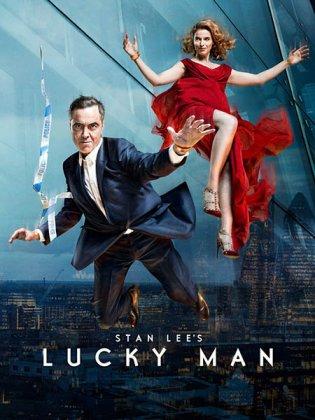 Скачать сериал Счастливчик / Stan Lee's Lucky Man - 2 сезон (2017)