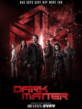 Скачать сериал Тёмная материя / Dark Matter - 3 сезон (2017)
