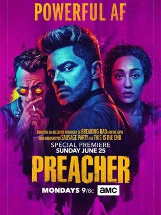 Скачать сериал Проповедник / Preacher - 2 сезон (2017)