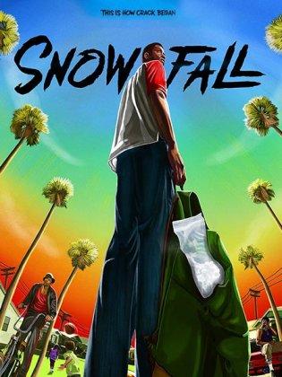 Скачать мыльная опера Снегопад / Snowfall -1 сезон (2017)