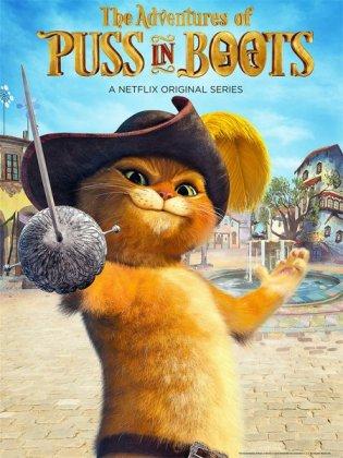Скачать сериал Приключения Кота в сапогах / The Adventures of Puss in Boots ...