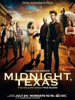 Скачать сериал Миднайт, Техас / Midnight, Texas [2017]