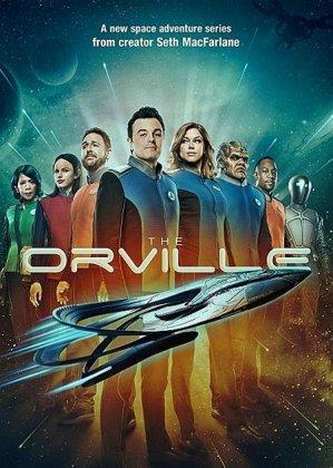 Скачать сериал Орвилл / The Orville - 1 сезон (2017)