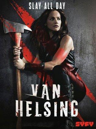 Скачать сериал Ван Хельсинг (2 сезон) / Van Helsing [2017]
