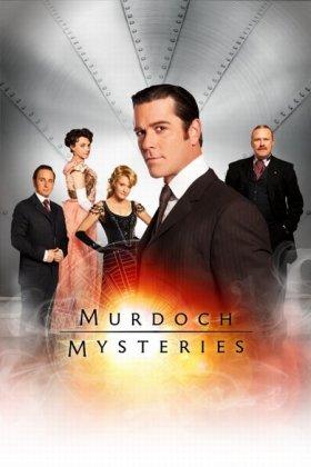 Скачать сериал Расследования Мердока (11 сезон) / Murdoch Mysteries [2017-2 ...