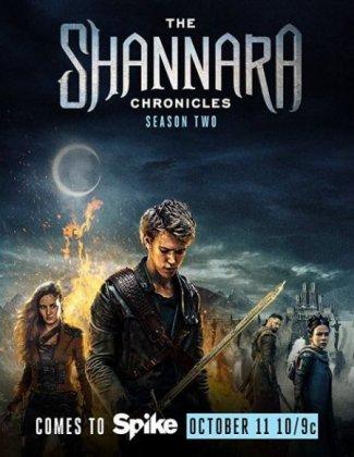 Скачать сериал Хроники Шаннары / The Shannara Chronicles - 2 сезон (2017)