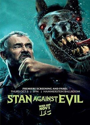 Скачать сериал Стэн против сил зла / Stan Against Evil -2 сезон (2017)