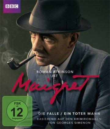 Скачать сериал Мегрэ (1 сезон) / Maigret [2016-2017]