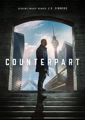 Скачать сериал Обратная сторона (1 сезон) / Counterpart [2018]