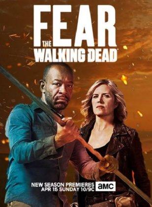 Скачать сериал Бойтесь ходячих мертвецов / Fear the Walking Dead - 4 сезон  ...