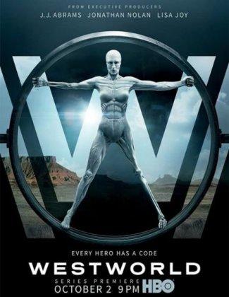 Скачать сериал Мир Дикого запада / Westworld - 1 сезон (2016)