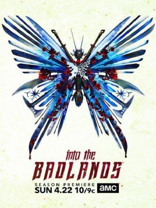 Скачать сериал В пустыне смерти / Into the Badlands - 3 сезон (2018)