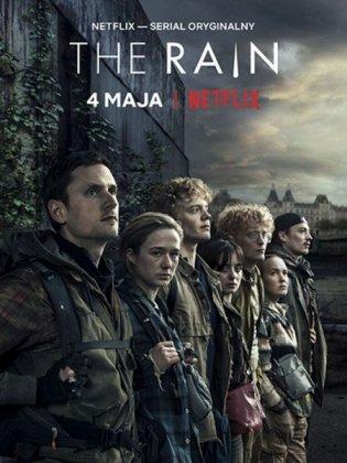 Скачать сериал Дождь (1 сезон) / The Rain [2018]