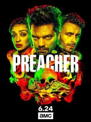 Скачать сериал Проповедник / Preacher - 3 сезон (2018)