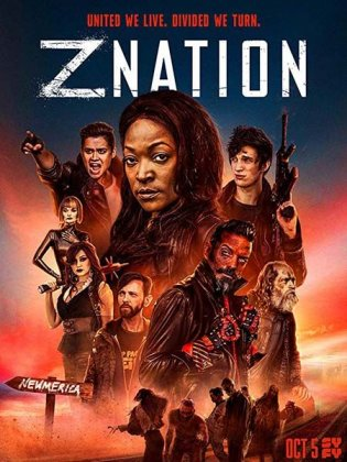 Скачать сериал Нация Z (5 сезон) / Z Nation 5 [2018]
