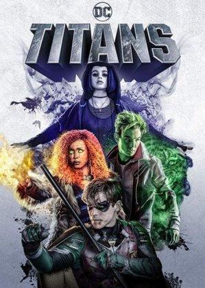 Скачать сериал Титаны (1 сезон) / Titans [2018]