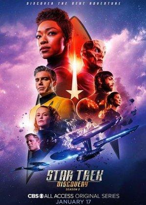 Скачать сериал Звёздный путь: Дискавери (2 сезон) / Star Trek: Discovery [2 ...