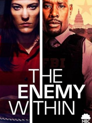 Скачать сериал Враг внутри / The Enemy Within [2019]
