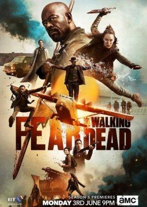 Скачать сериал Бойтесь ходячих мертвецов / Fear the Walking Dead - 5 сезон  ...