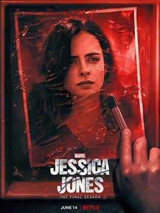 Скачать сериал Джессика Джонс (3 сезон) / Jessica Jones [2019]