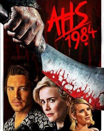 Скачать сериал Американская история ужасов: 1984 / American Horror Story: 1 ...