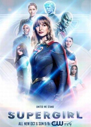 Скачать сериал Супердевушка (5 сезон) / Supergirl [2019-2020]