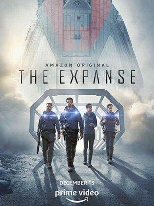 Скачать сериал Пространство (4 сезон) / The Expanse [2019 - 2020]