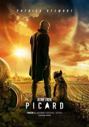 Скачать сериал Звёздный путь: Пикар / Star Trek: Picard - 1 сезон (2020)