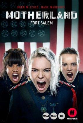 Скачать сериал Родина: Форт Салем / Motherland: Fort Salem [2020]