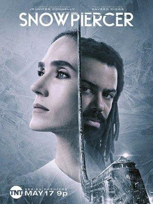 Скачать сериал Сквозь снег / Snowpiercer - 1 сезон (2020)