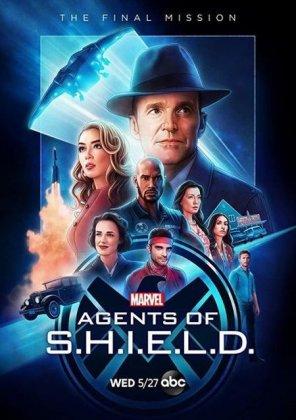 Скачать сериал Агенты «Щ.И.Т.» (7 сезон) / Agents of S.H.I.E.L.D. [2020]