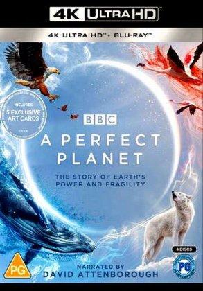 Скачать сериал Идеальная планета / A Perfect Planet [2021]
