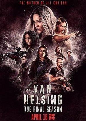 Скачать сериал Ван Хельсинг (5 сезон) / Van Helsing [2021]