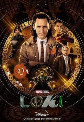 Скачать сериал Локи / Loki - 1 сезон (2021)