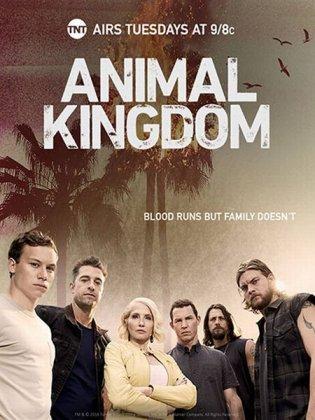 Скачать сериал По волчьим законам / Animal Kingdom - 5 сезон (2021)